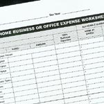 Home Office Expense Worksheet